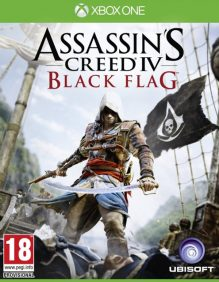Assassins' Creed Black Flag. 4 x