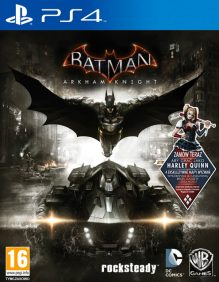 Batman Arkham Knight p
