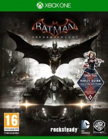 Batman Arkham Knight x