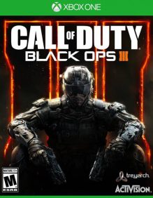 Call of Duty Black Ops 3 x