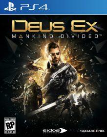 Deus Ex Manking Divided Rozàam ludzkoòci p