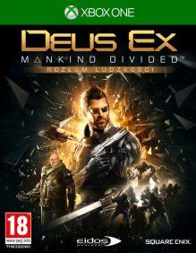 Deus Ex Manking Divided Rozàam ludzkoòci x