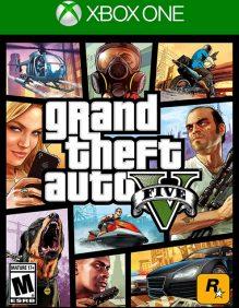 Grand Theft Auto 5 x