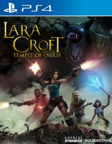 Lara Croft and the Temple of Osiris p