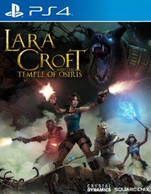 Lara Croft and the Temple of Osiris p