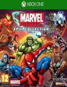 Marvel Pinball Vol. 1 x