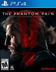 Metal Gear Solid The Phantom Pain p