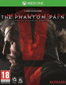 Metal Gear Solid The Phantom Pain x