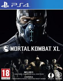 Mortal Kombat XL p