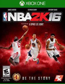 NBA 2K16 x
