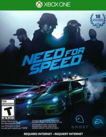 Need for Speed x