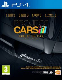 Project CARS Game of the Year Edition p