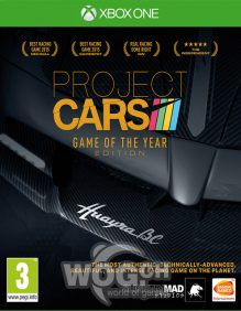 Project CARS Game of the Year Edition x
