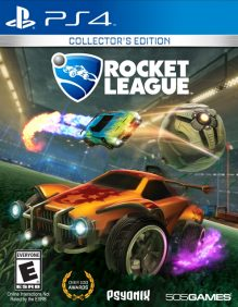 Rocket League Collector's Edition p