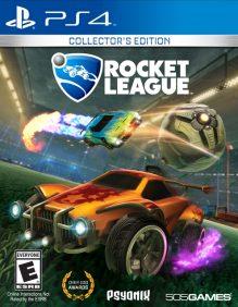 Rocket League Collector's Edition p