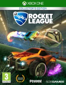 Rocket League Collector's Edition x