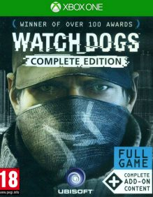Watch Dogs Complete Edition x