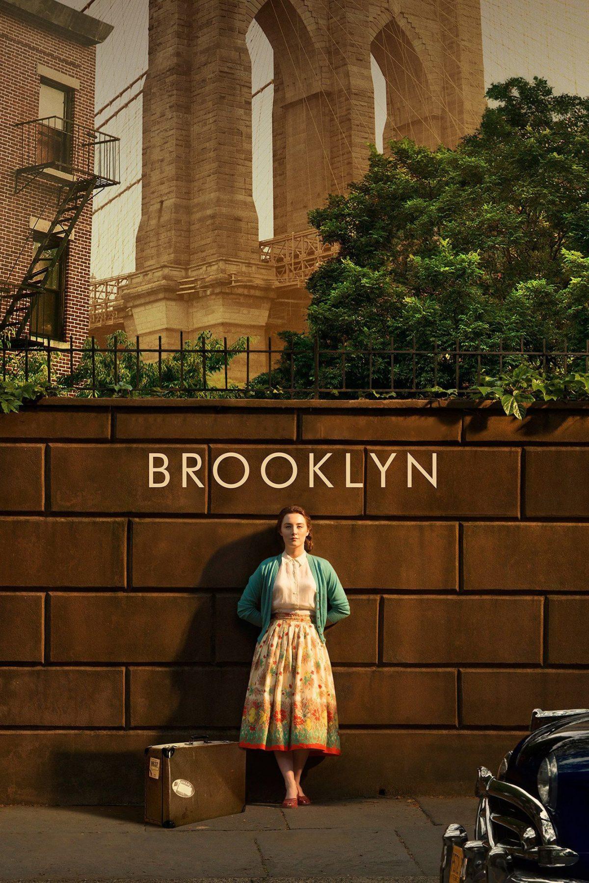 "Plakat dla ""Brooklyn"""