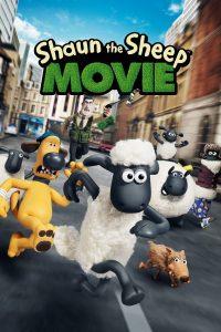 """Plakat dla """"Baranek Shaun. Film"""""""