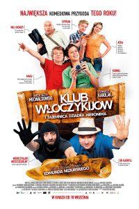 """Plakat dla """"Klub Włóczykijów"""""""