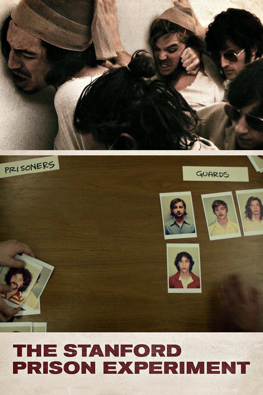 """Plakat dla """"Więzienny eksperyment"""""""