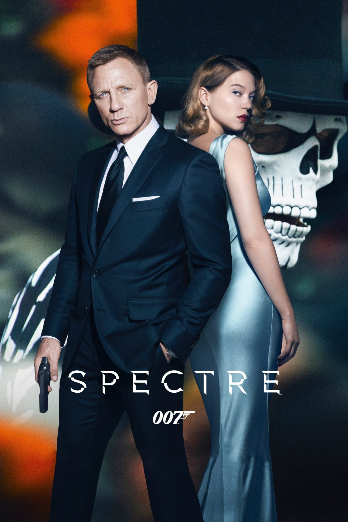 "Plakat dla ""007: Spectre"""