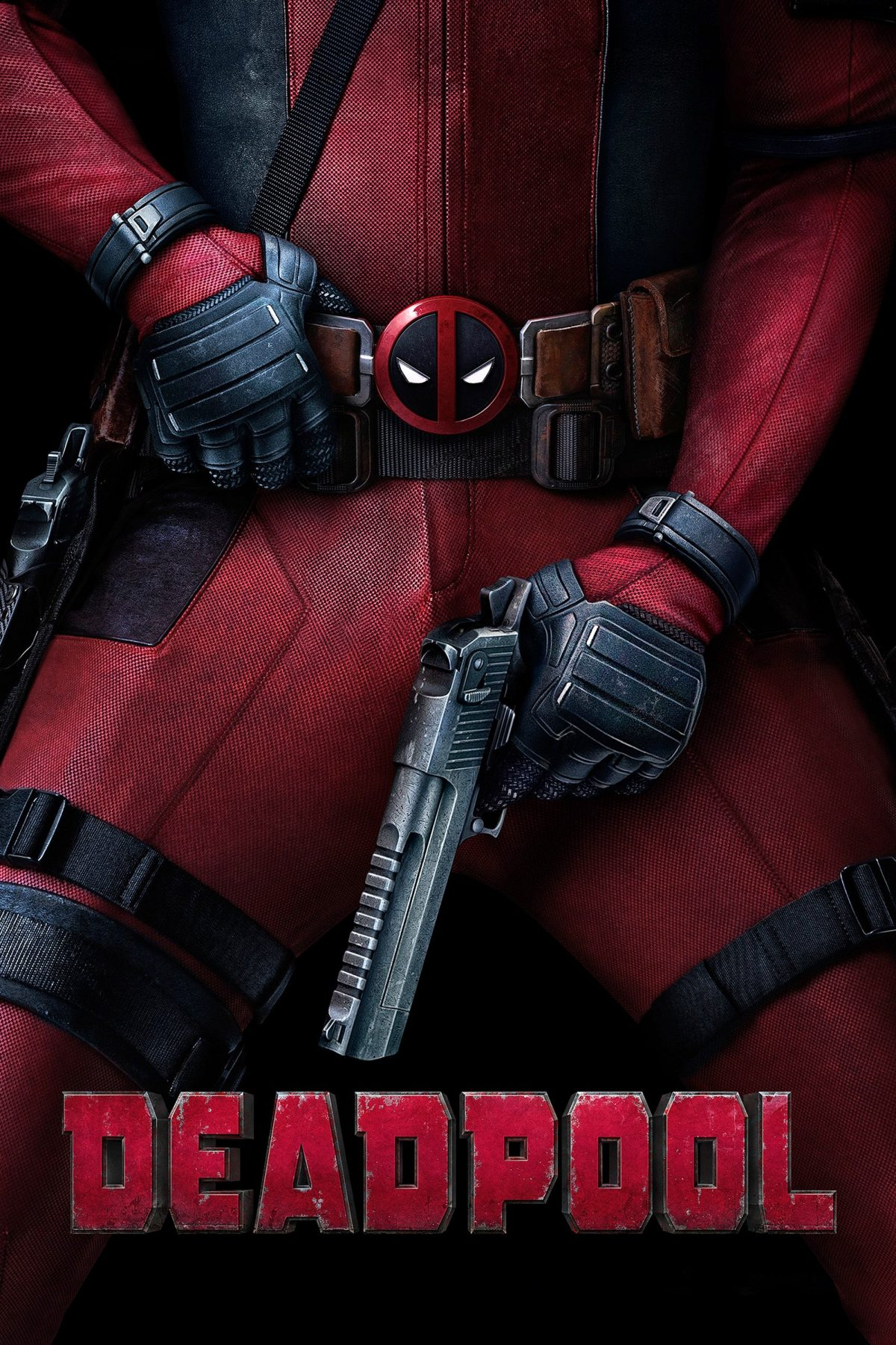 "Plakat dla ""Deadpool"""