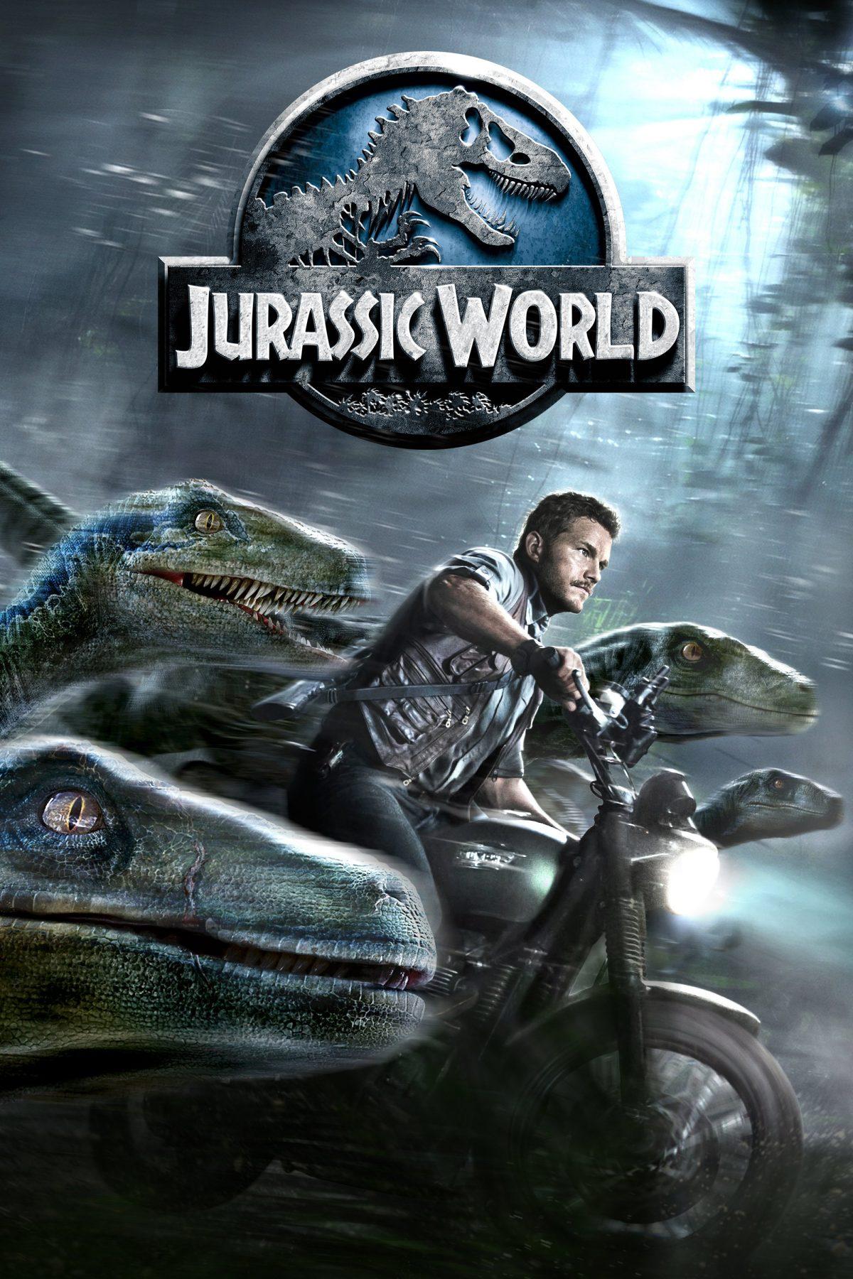 """Plakat dla """"Jurassic World"""""""