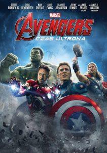 "Plakat dla ""Avengers: Czas Ultrona"""