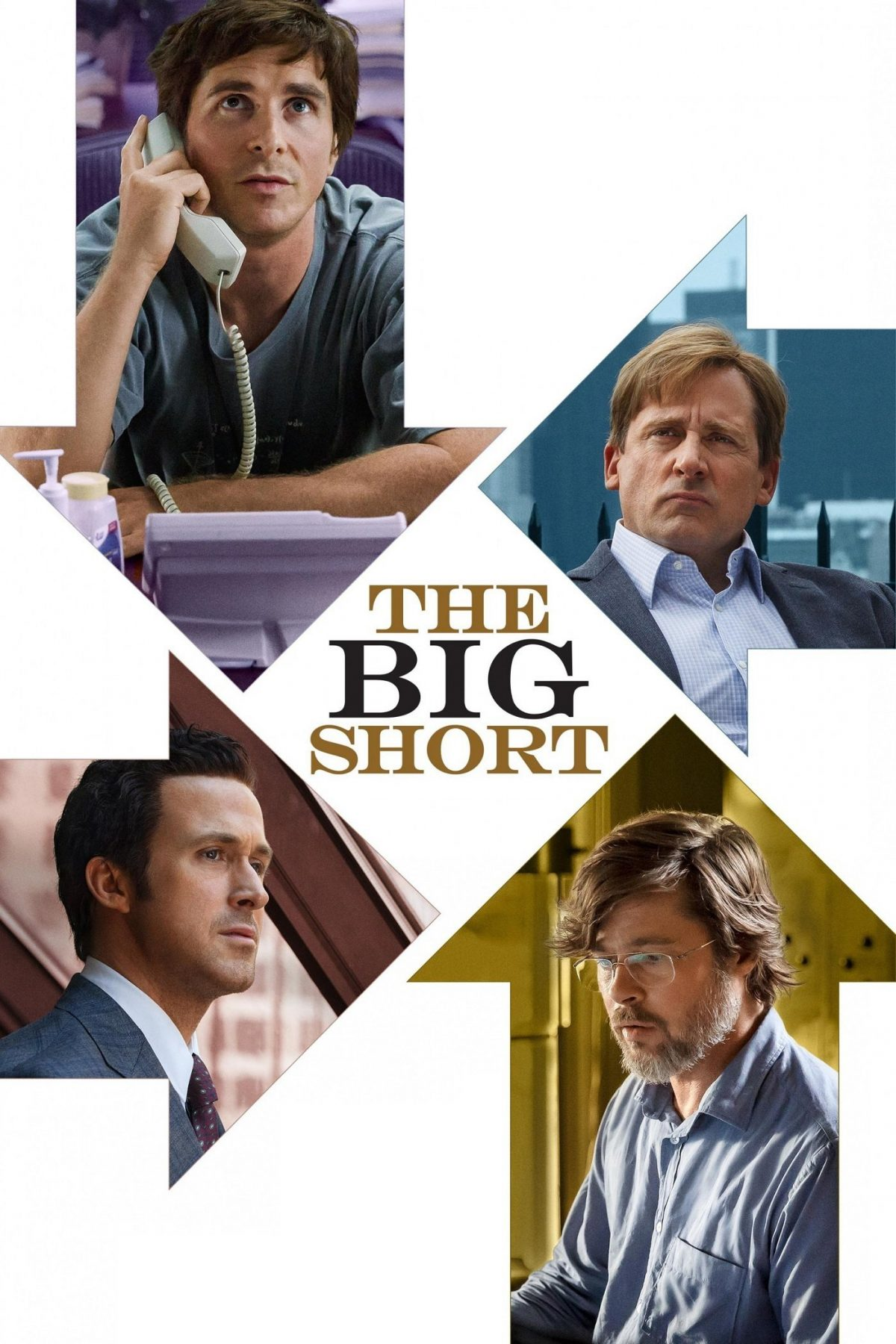 "Plakat dla ""Big Short"""