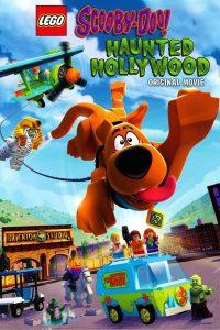 """Plakat dla """"LEGO Scooby-Doo: Nawiedzone Hollywood"""""""