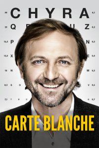 "Plakat dla ""Carte Blanche"""