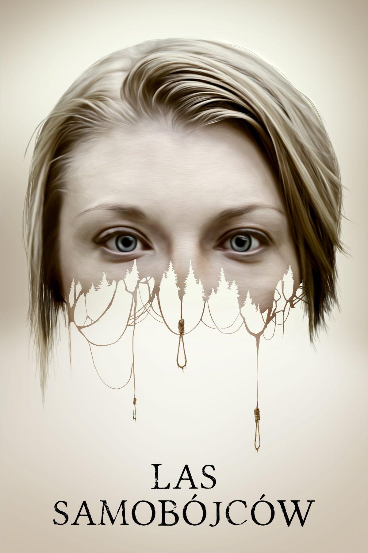 "Plakat dla ""Las samobójców"""
