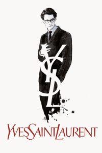 """Plakat dla """"Yves Saint Laurent"""""""