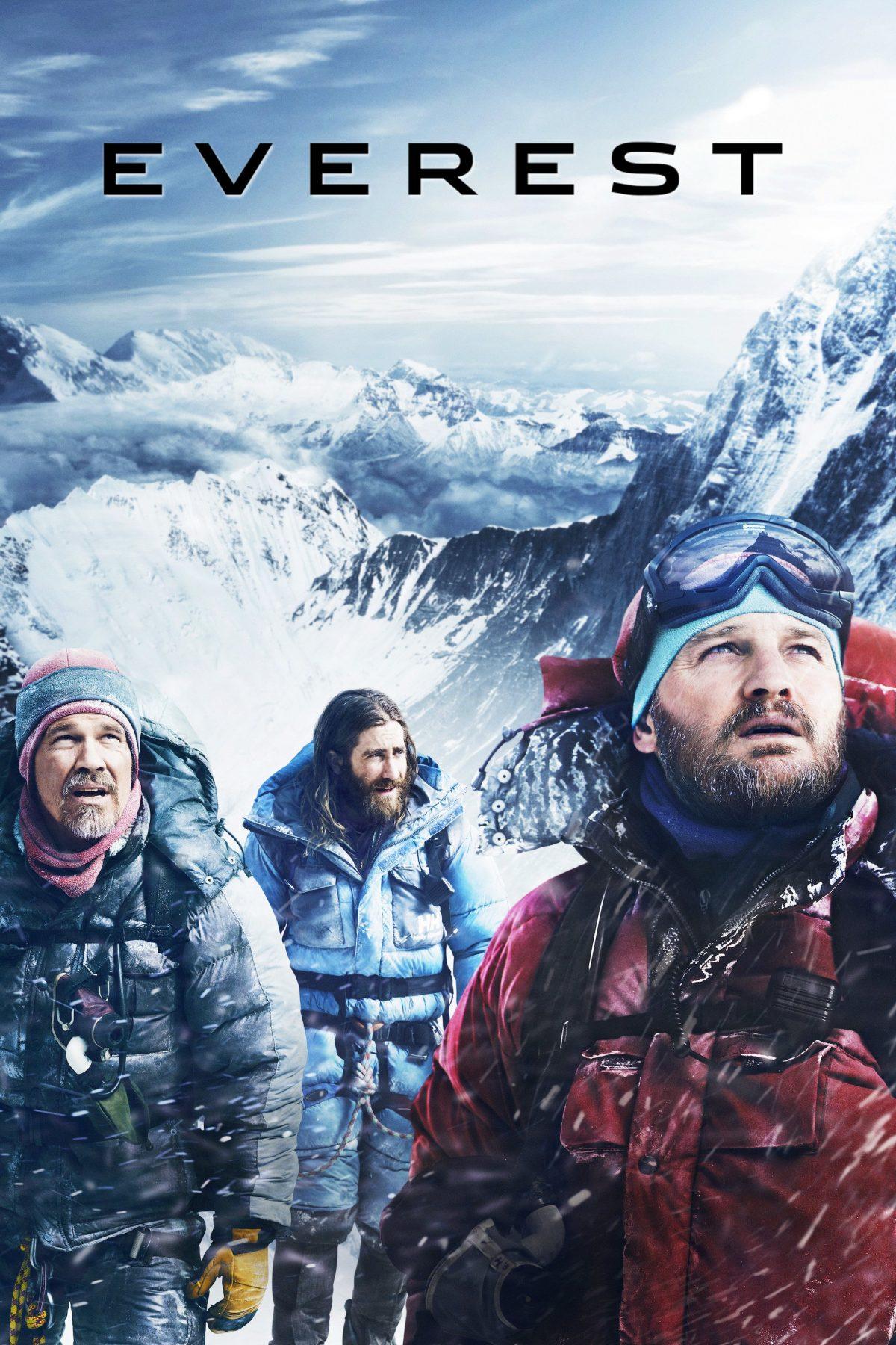 "Plakat dla ""Everest"""