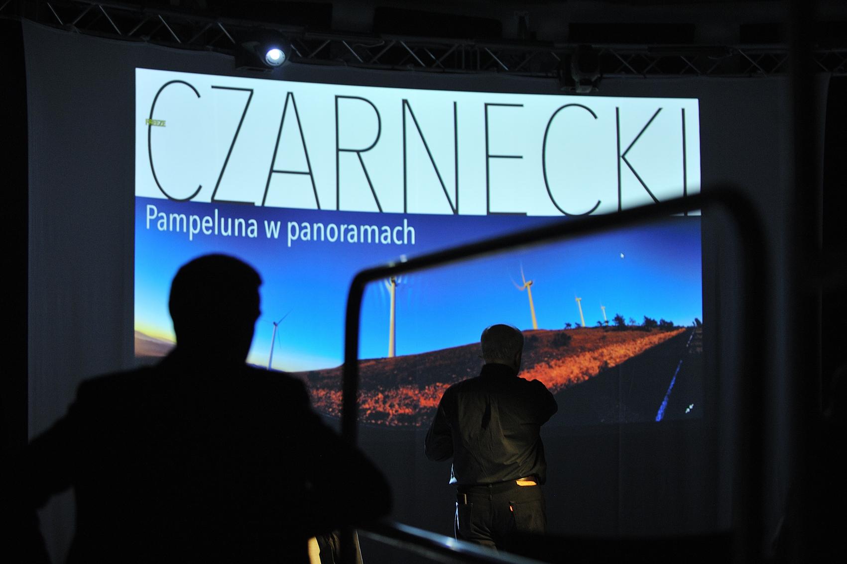 Spotkanie z Markiem Czarneckim