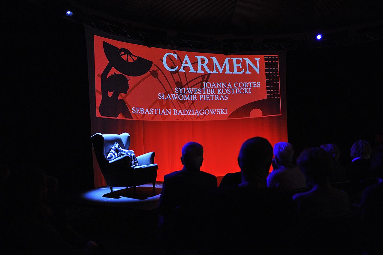 Wieczór z operą - Carmen